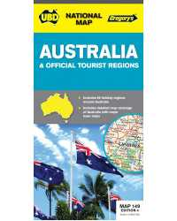MAP UBD/GRE NATIONAL AUSTRALIA 149 5TH ED