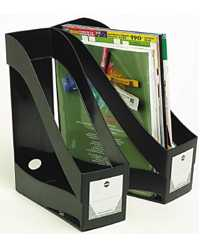 MAGAZINE HOLDER ENVIRO MARBIG 86320 BLACK