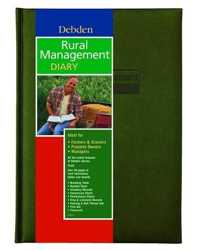 DIARY 2020 DEBDEN RURAL MANAGEMENT A4 2 DTP GREEN
