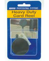 BADGE KEVRON HEAVY DUTY REEL HANG SELL