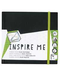 DERWENT GRAPHIK INSPIRE ME BOOK SMALL