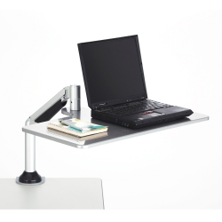 DESKTOP SIT/STAND LAPTIOP WORKSTATION SAFCO