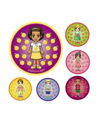 STICKER MERIT AVERY SCRATCH N SNIFF H/S PK72