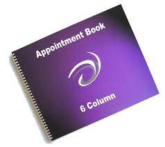 Appoint. Books