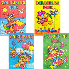 Colouring & Activity Books