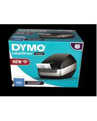 LABEL MAKER DYMO LABELWRITER WIRELESS BLACK | Office Metro