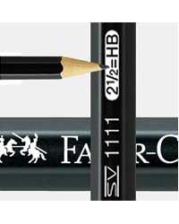 PENCIL LEAD FABER CASTELL ECONOMY HB TUB 72