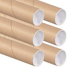 Mailing Tubes and Boxes
