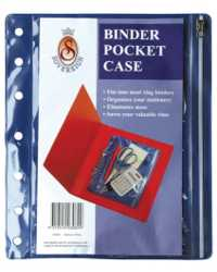 BINDER POCKET CASE A5 SOVEREIGN