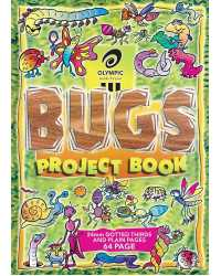PROJECT BOOK OLYMPIC 24MM BUGS D/THIRDS 335X245 64PG PK20