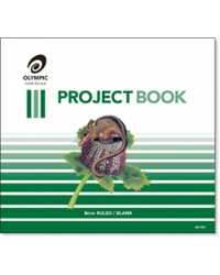 PROJECT BOOK OLYMPIC 521 24PG PK20