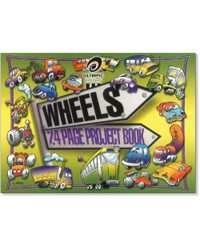 PROJECT BOOK OLYMPIC 522 WHEELS 24PG PK10