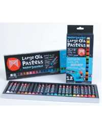 CRAYONS MICADOR OIL PASTELS WATER SOLUBLE BX24