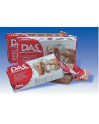 CLAY MODELLING DAS AIR-DRY 480GM WHITE