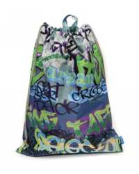 BAG DRAWSTRING SPENCIL GRAFITTI