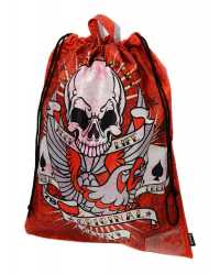 BAG DRAWSTRING SPENCIL TATTOO