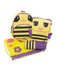 BACKPACK SET SPENCIL BASHFUL BEE