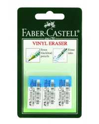 ERASER FABER 7082 INK & PENCIL BX30