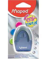 SHARPENER MAPED TONIC METAL SINGLE W/CANISTER