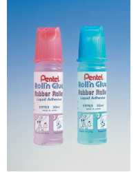 GLUE PENTEL ROLL ON PINK BX12