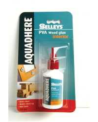GLUE SELLEYS AQUADHERE 100ML H/SELL