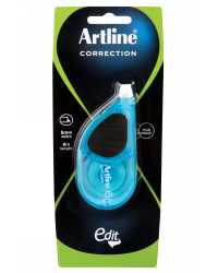 CORRECTION TAPE ARTLINE EDIT MAXI BLUE BX6