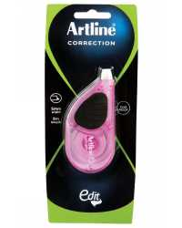 CORRECTION TAPE ARTLINE EDIT MAXI PINK BX6