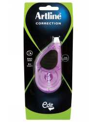 CORRECTION TAPE ARTLINE EDIT MAXI PURPLE BX6