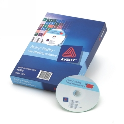 SOFTWARE FILEPRO AVERY LATERAL SINGLE USER