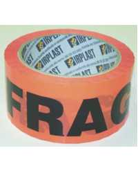 TAPE FRAGILE SELLO 50MMX66M ROLL