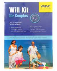 WILL LEGAL KIT FOR COUPLES