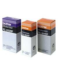 FAX CARTRIDGE BROTHER PC302RF PRINT 2PK