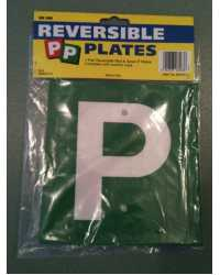 PLATE DRIVER REVERSIBLE P RED & GREEN