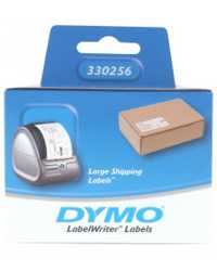 LABEL DYMO L/WRITER LARGE SHIPPING WHT 60X101 PAPER 1 ROLL 300 L