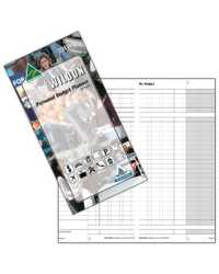 PLANNER FAMILY BUDGET WILDON 302 A4 LANDSCAPE 48PG