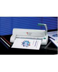 BINDING MACHINE REXEL CB-206 COMB COMPACT WHITE