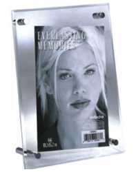 PHOTO FRAME DEFLECT-O A6 BEVELLED EDGE
