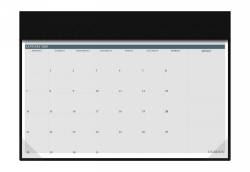 PLANNER 2020 DEBDEN 420X594MM TABLE TOP PLANNER MTV EXECUTIVE B