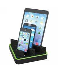 DESK ACCESSORY ESSELTE SMART CADDY KART VERTICAL M/Y 2015 BLACK