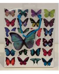BAG GIFT SMALL OZCORP BUTTERFLIES