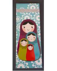 PADS LIST OZCORP MAGNETIC RUSSIAN DOLLS