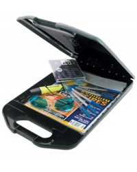CLIPBOARD CELCO A4 WITH STORAGE BLACK