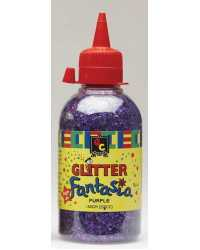 GLITTER FANTASIA 150GM PURPLE