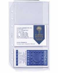 DAYPLANNER REFILL DEBDEN CREDIT/BUS CARD HOLD DK1004