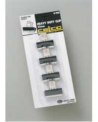 BULLDOG CLIP CELCO 41MM PK3