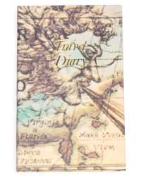 TRIP BOOK 210X135MM WORLD DESIGN TR30