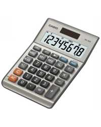 CALCULATOR CASIO MS-80B 8 DIGIT SILVER