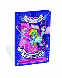 BOOK ACTIVITY FMP MY LITTLE PONY EQUESTRIA GIRLS GUIDE TO FRIEND