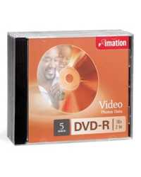 DVD-R IMATION 120MIN 4.7GB PK5