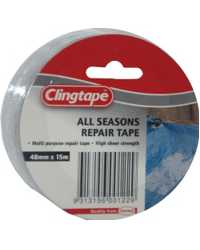 TAPE ALL WEATHER CLING 48MMX15M